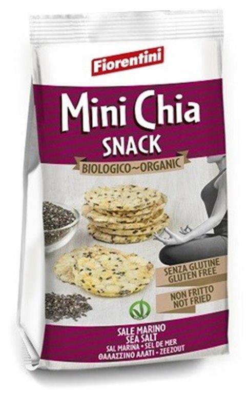 Mini Snack de chía, 1 ud