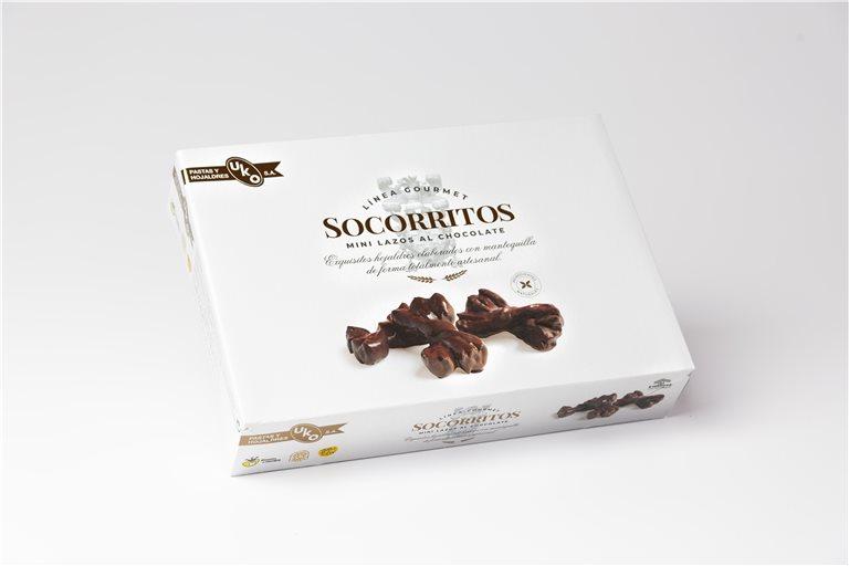 Mini Socorritos al Chocolate