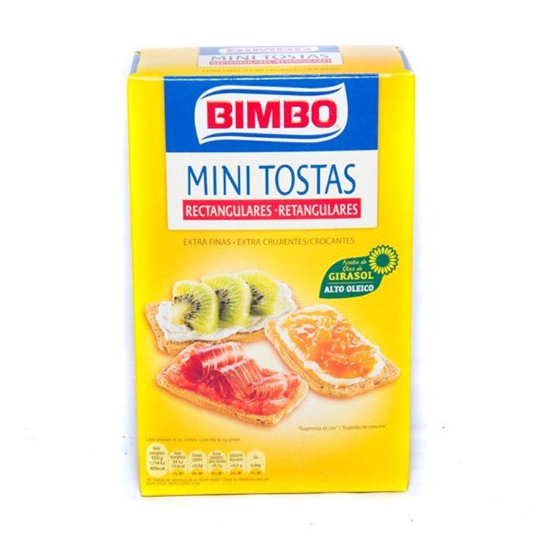 Mini tostaditas con un toque de cebolla (ideal ahumados y quesos)