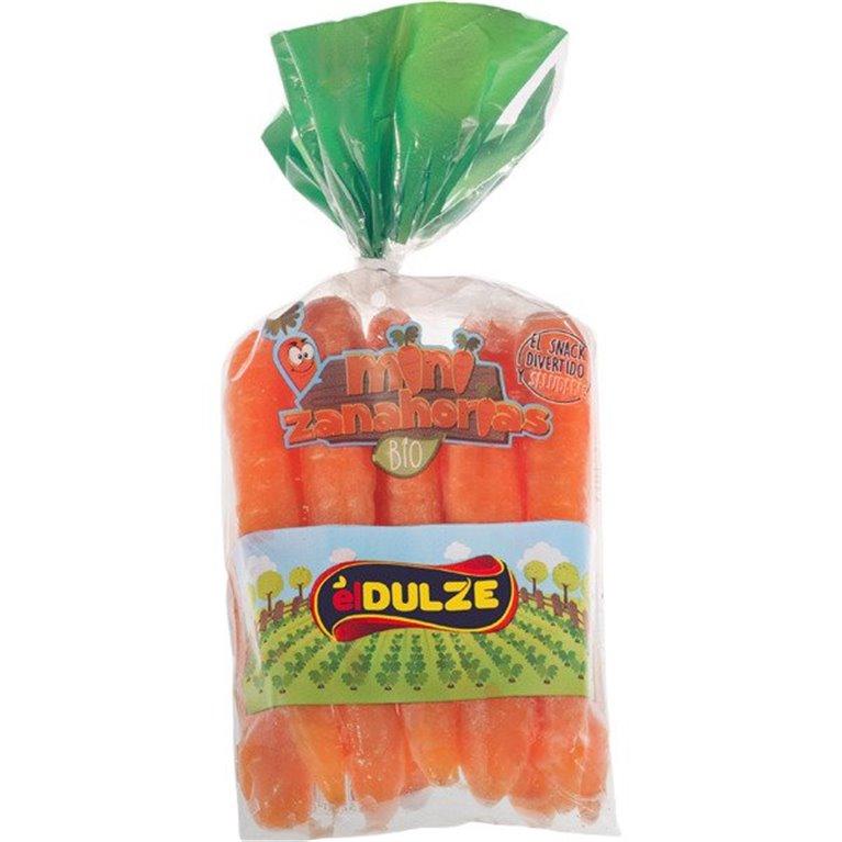 Mini-zanahorias ecológicas (150 gr) - El Dulze, 1 ud