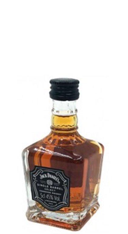 miniatura Jack Daniel's Single Barrel 5cl