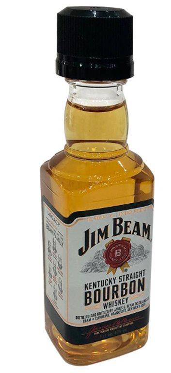 Miniatura Jim Beam