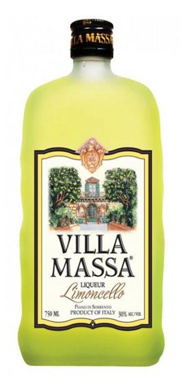Miniatura Licor Limón Villa Massa 100 Unidades