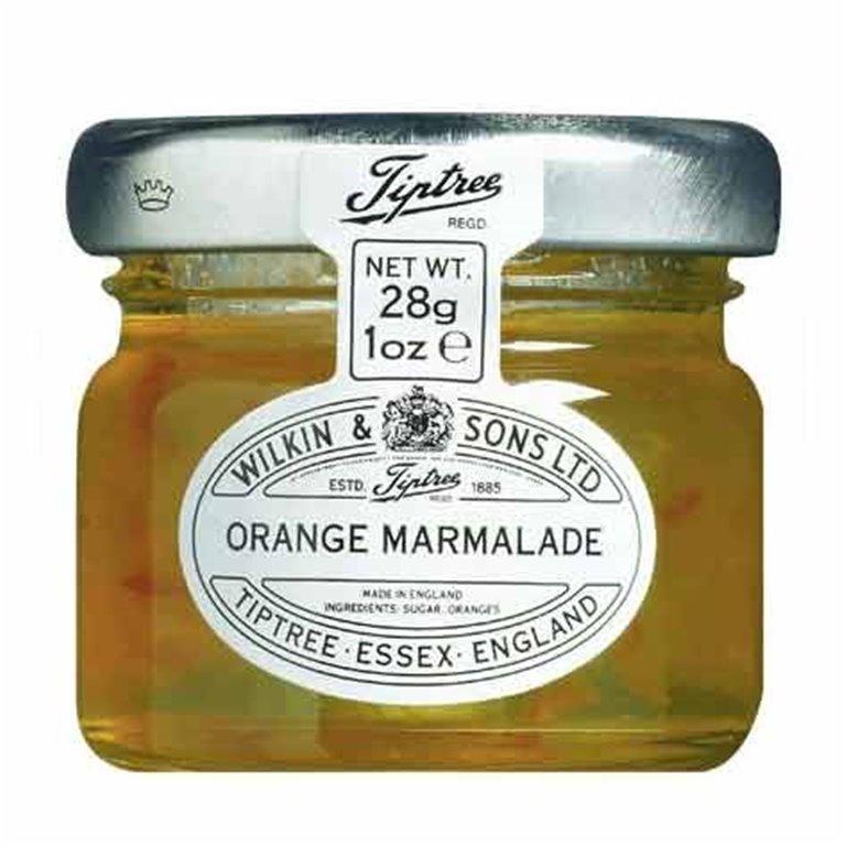 Miniatura mermelada de naranja Tiptree 28gr.