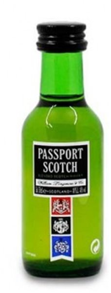 Miniatura passport scotch