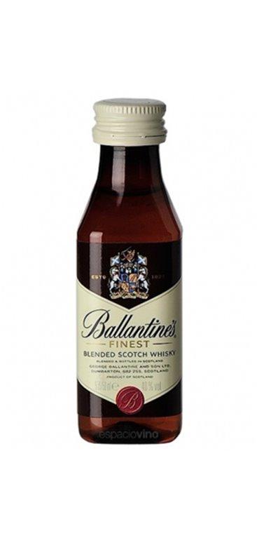 Miniatura Whisky Ballantine's (120u)
