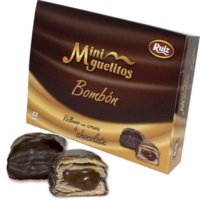 Miniguelitos Bombon 12 unidades