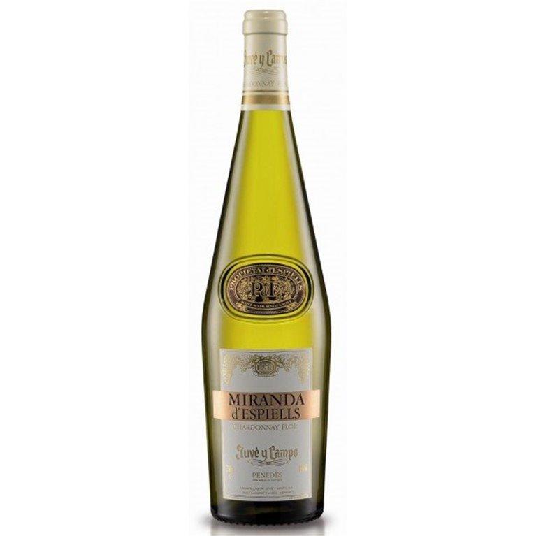 MIRANDA D'ESPIELLS - Chardonnay Ecologico - 2015, 0,75 l