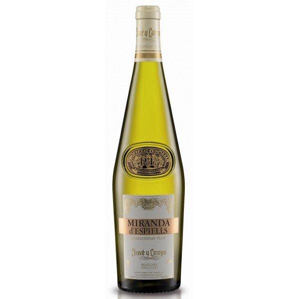 MIRANDA D'ESPIELLS - Chardonnay Ecologico - 2015