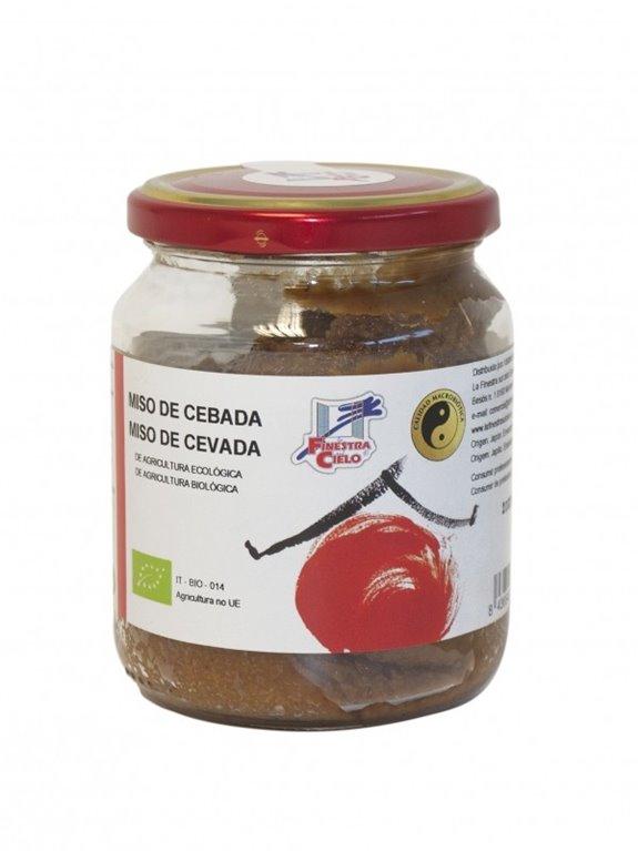 Miso de Cebada Bio 300g, 1 ud