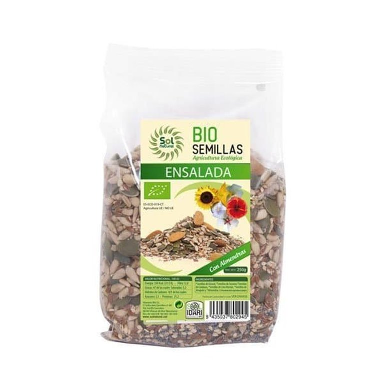 Solnatural seed mix 250g