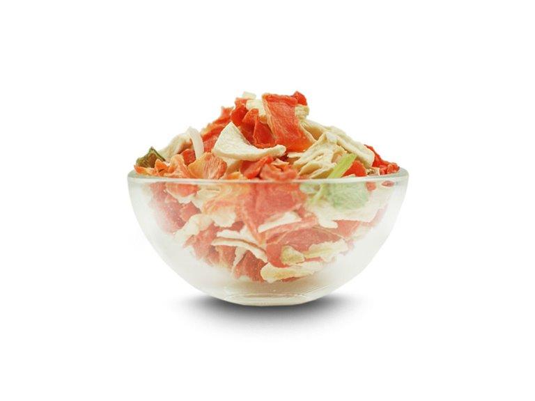 Mix de verduras deshidratadas 300g