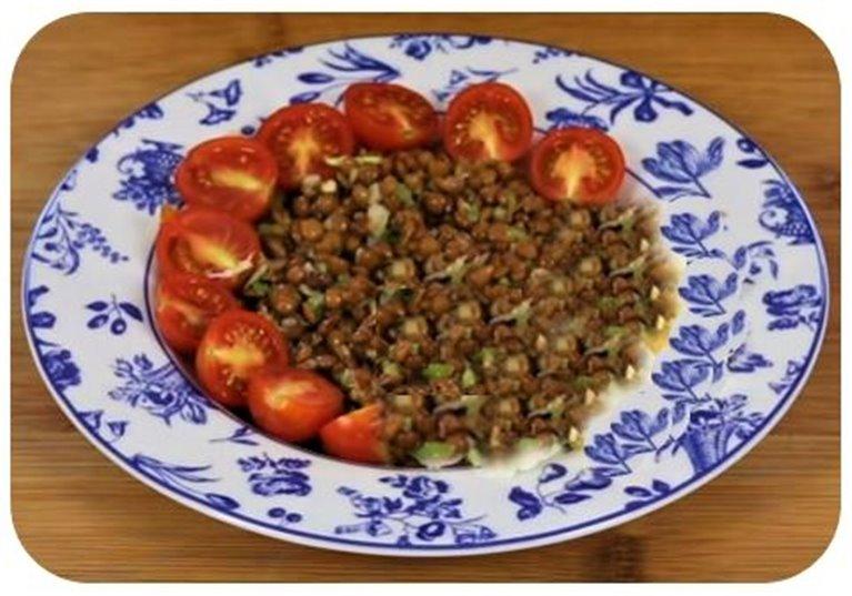 Mix Ensalada de Lentejas
