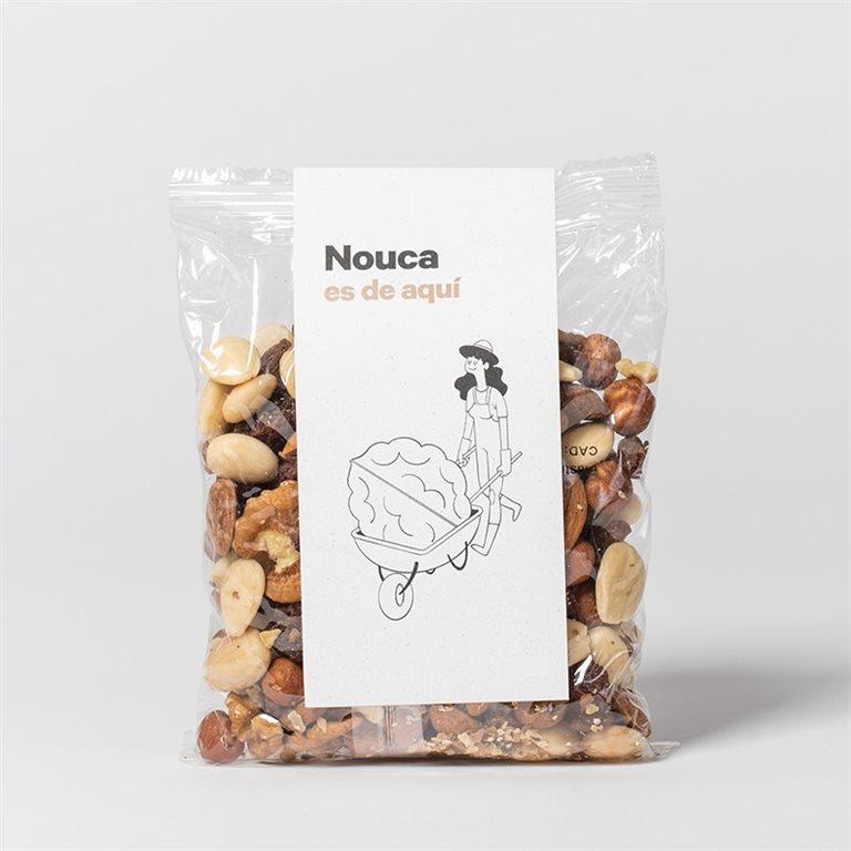 Mix Frutos Secos Ecológicos Nacional - Bolsa 200g