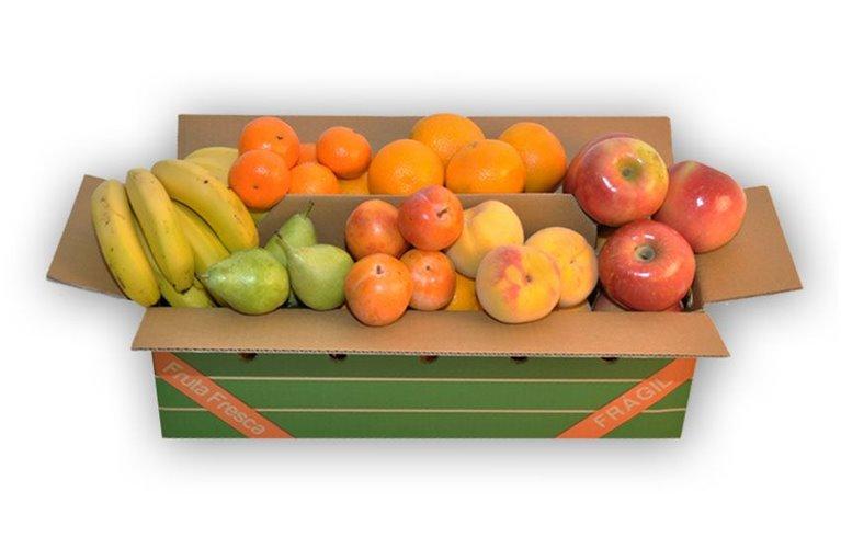Mix oficina Extra (frutas fáciles de comer en el trabajo), 1 ud