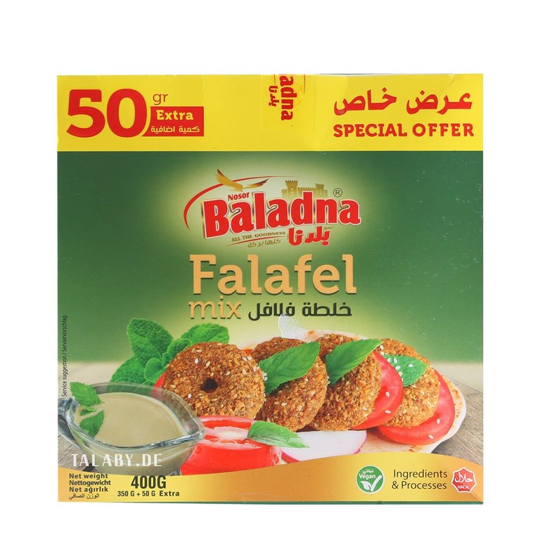 Mix para Falafel 400g