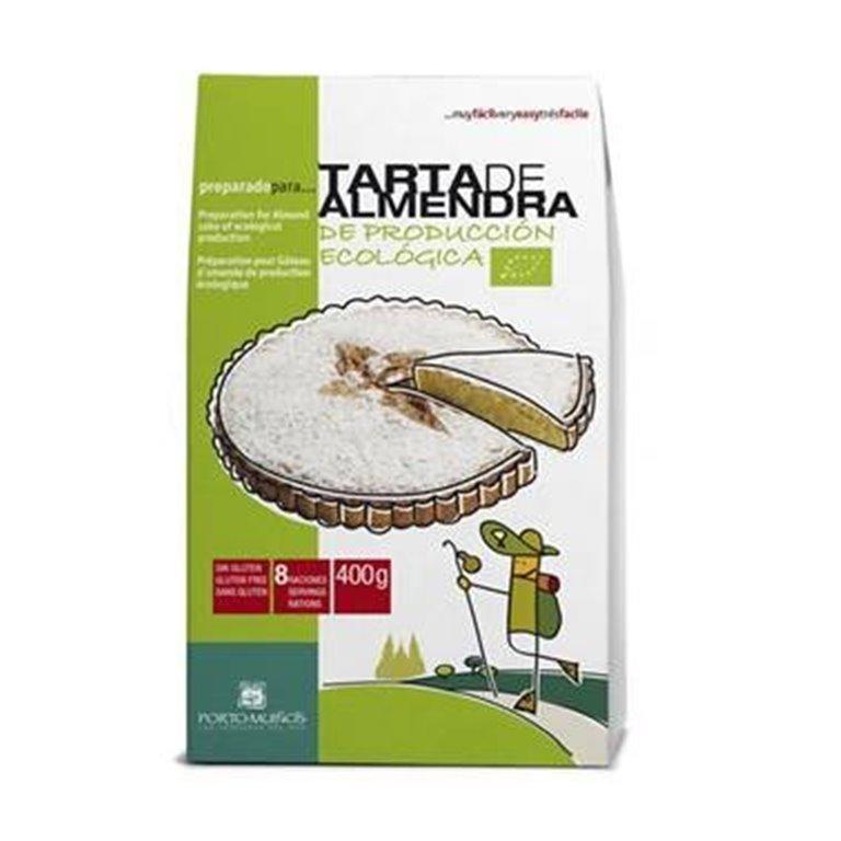 Mix para Tarta de Almendras Bio 400g