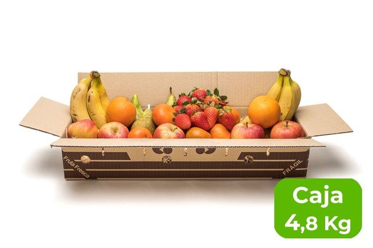 Mix temporada (frutas variadas de temporada), 1 ud