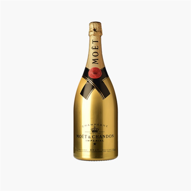Möet Chandon Brut Impérial GOLDEN Magnum
