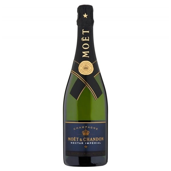 MOET CHANDON NECTAR IMPERIAL 0,75 L.