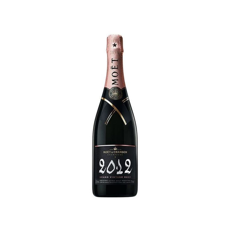 MOET GRAN VINTAGE ROSE 2009 0,75 L.