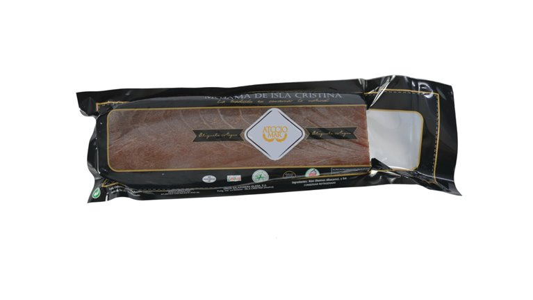 "Tuna Mojama Taco ""Extra"" (200/300 grs approx) (ref. 040023)"