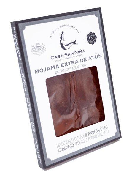 Mojama extra de atún loncheada