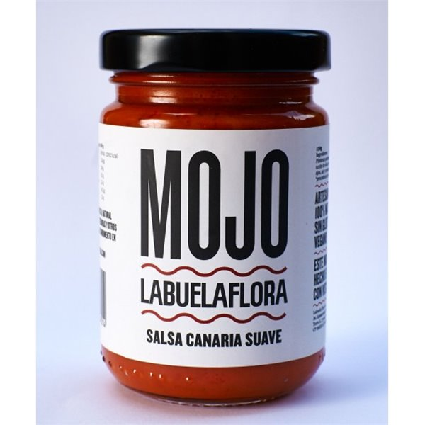 Mojo Artesano Suave Labuelaflora 140 gr.