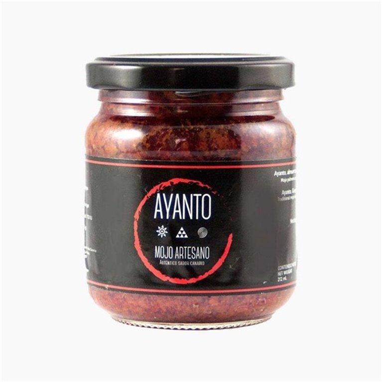 Mojo rojo suave 212 ml Ayanto