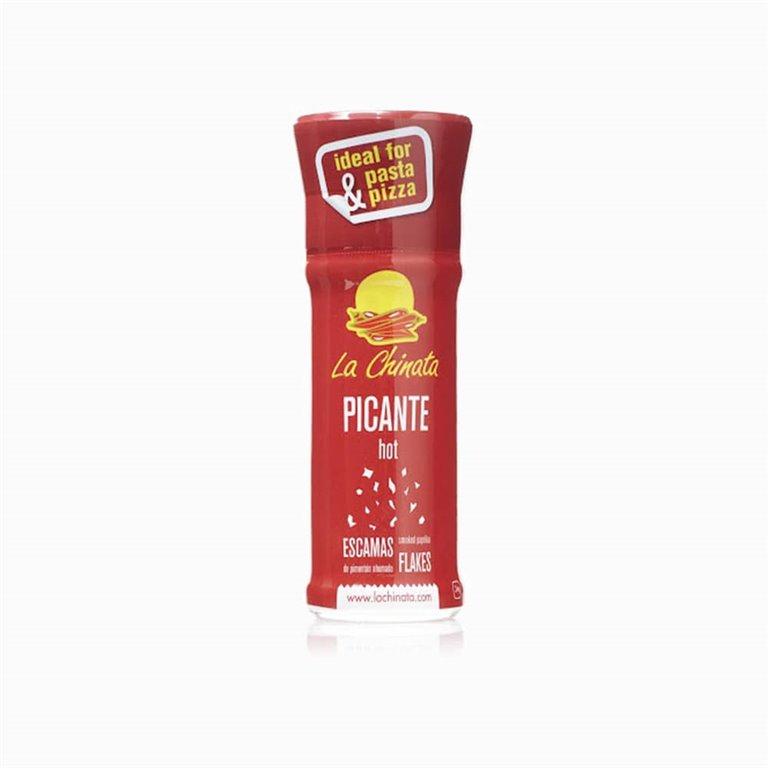 Grinder 24g La Chinata Spicy Smoked Paprika Flakes