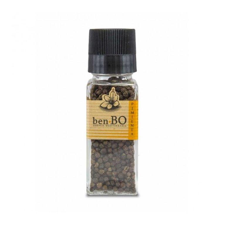 Molinillo de Pimienta Negra en Grano BenBO 50 gr, 1 ud