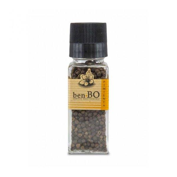 Molinillo de Pimienta Negra en Grano BenBO 50 gr