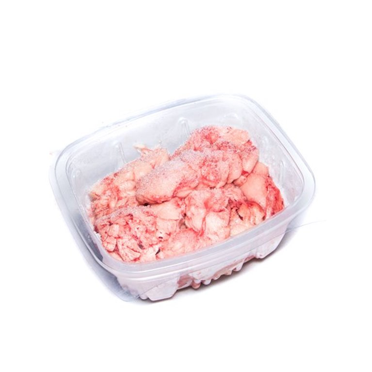 Mollejas de cordero congeladas, 500 gr