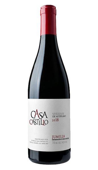 Monastrell Casa Castillo 75 cl. 2018