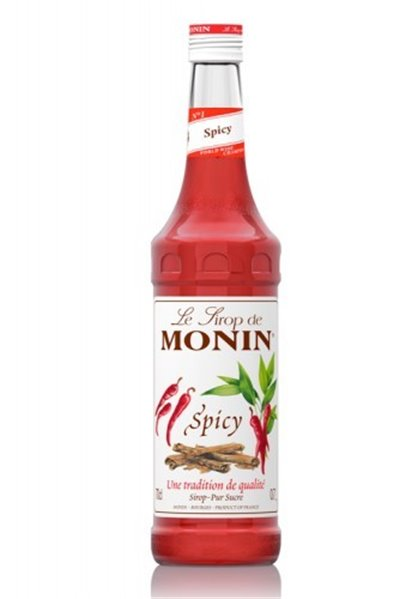 Monin Sirope Spicy
