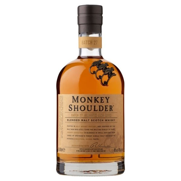 MONKEY SHOULDER 0,70 L.