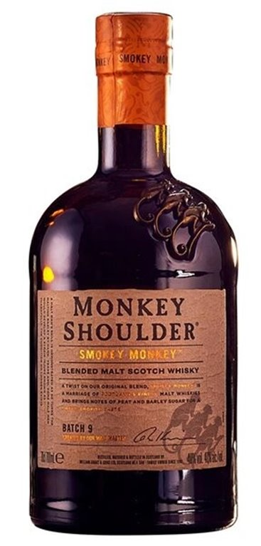 Monkey Shoulder Smokey Whisky