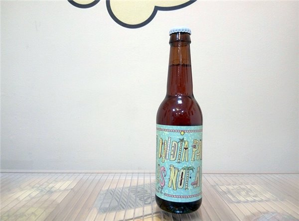 Monsieur Gordo India Pale Ale Is Not A Crime