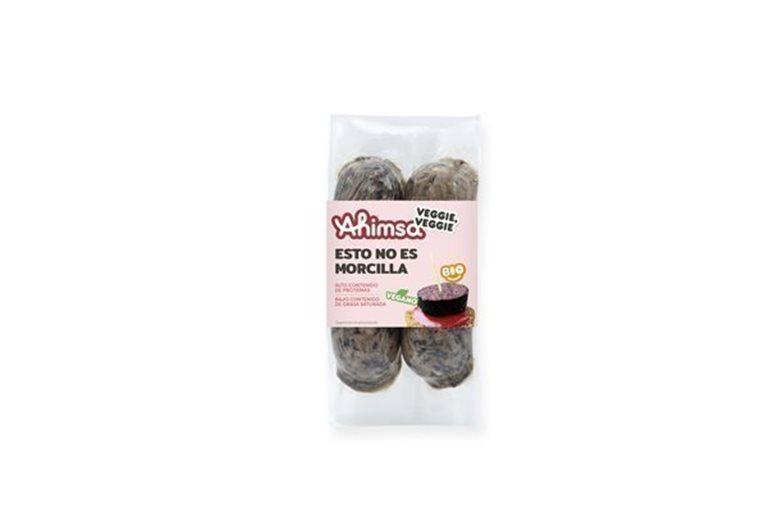 Organic Vegan Blood Sausage LD, 230 g