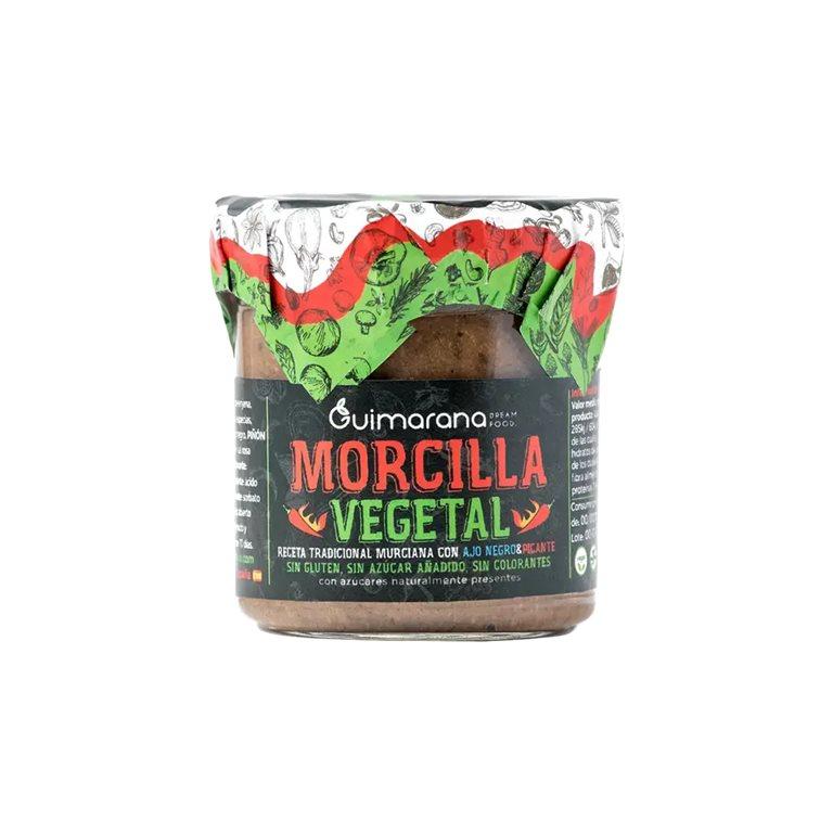 Morcilla Vegana
