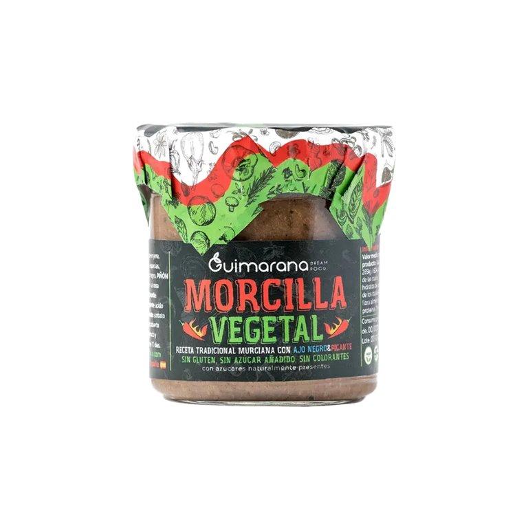 Morcilla Vegana Picante