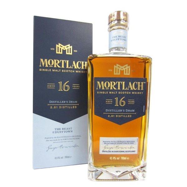 MORTLACH 16 YO 0,70 L.