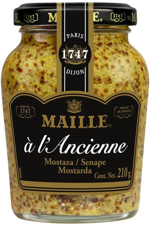Mostaza al Ancienne Maille