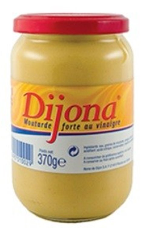Mostaza Dijona 370g