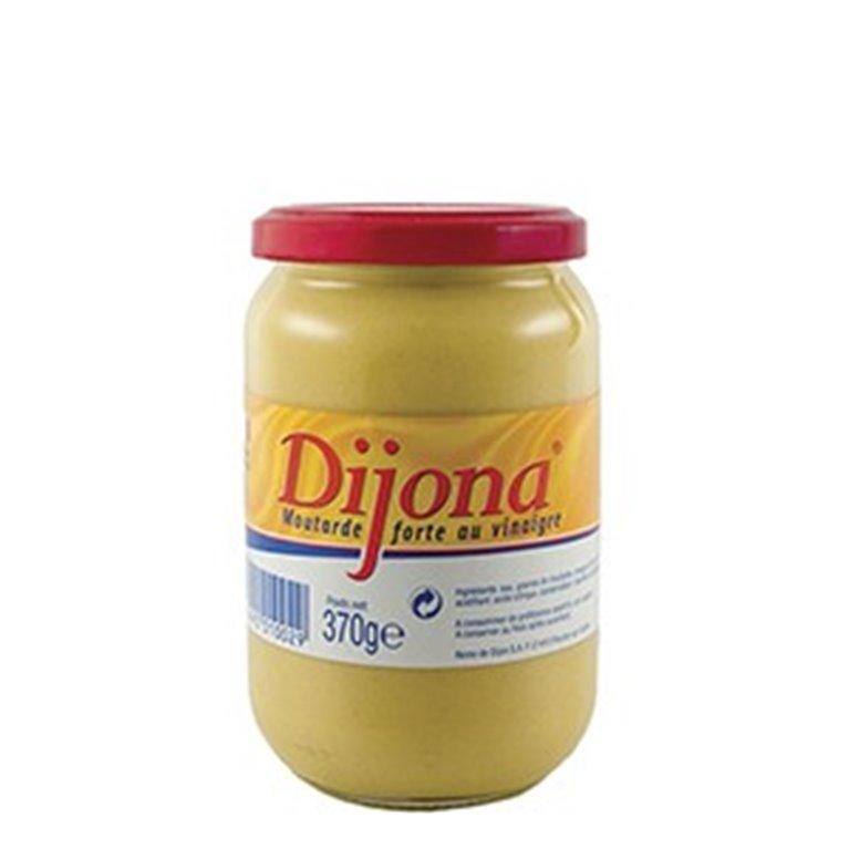 Mostaza Dijona 370g, 1 ud
