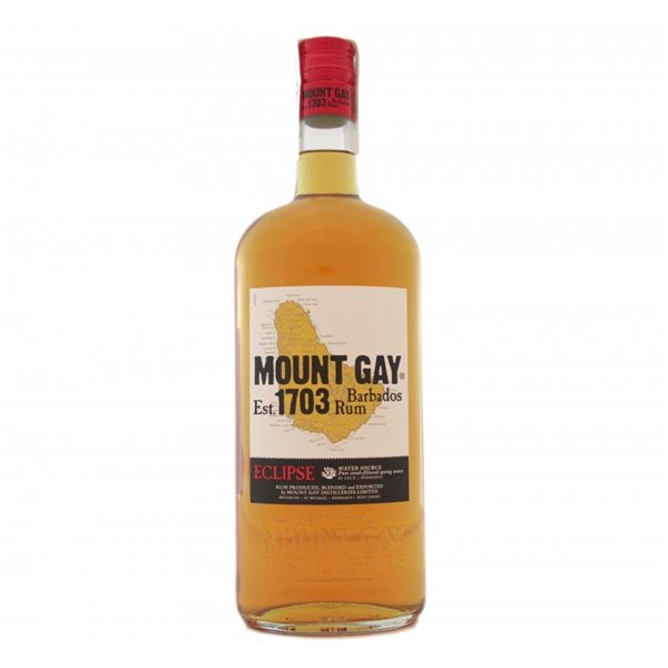 MOUNT GAY ECLIPSE 1,00 LITRO 40º