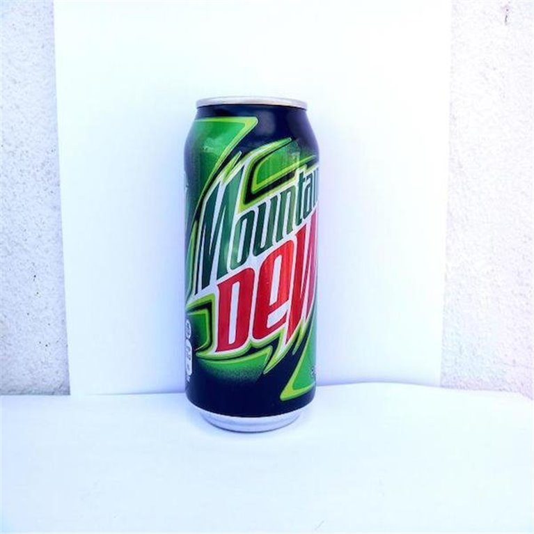 Mountain Dew Pack 33cl de 6 latas