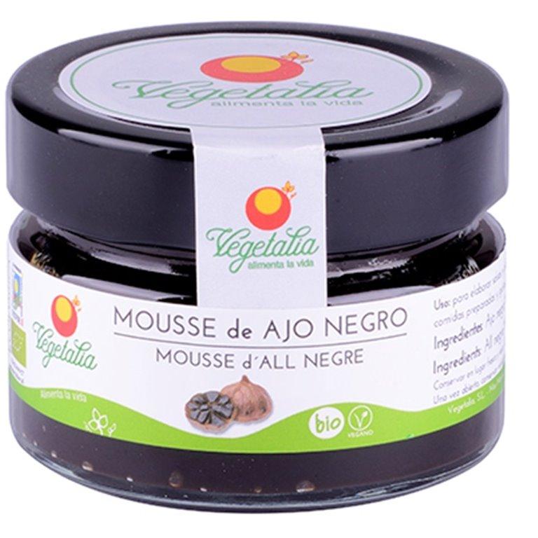 Mousse de Ajo Negro Bio 100g