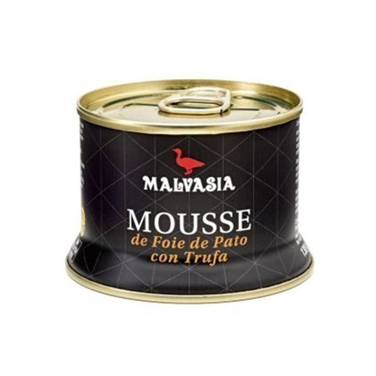 DUCK FOIE MOUSSE with TRUFFLE 130g