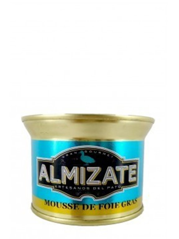 Mousse de Foie Gras Almizate